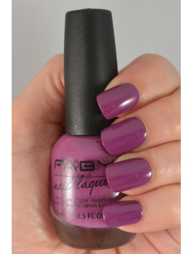 FABY Violet cookies - Nagellak