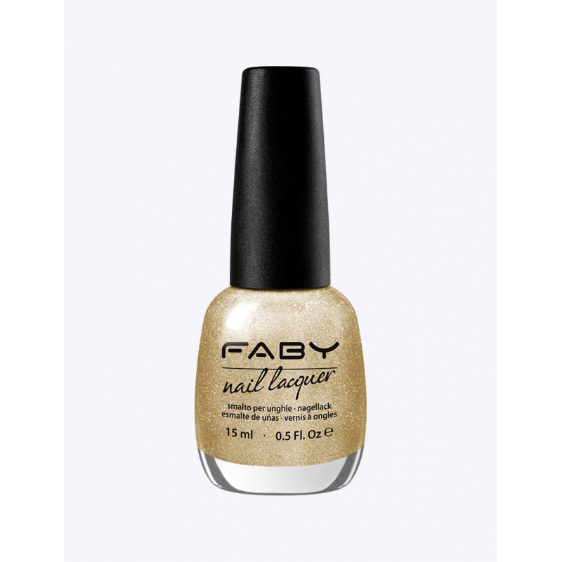 FABY E-gold - Nagellak