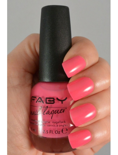 FABY Hold my hand - Nagellak