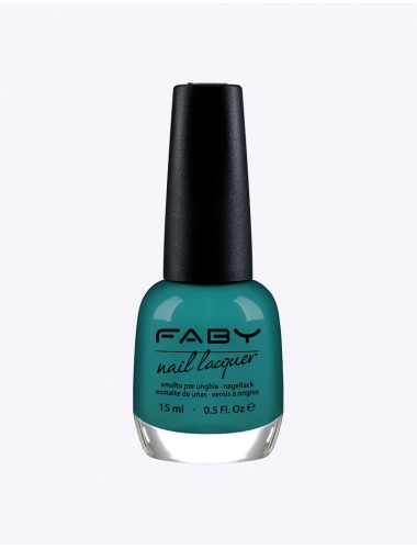 FABY Plastic jewels and neon lights - Nagellak