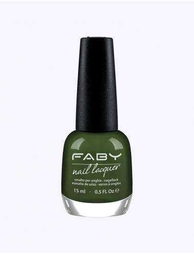 FABY Mint bubbles - Nagellak