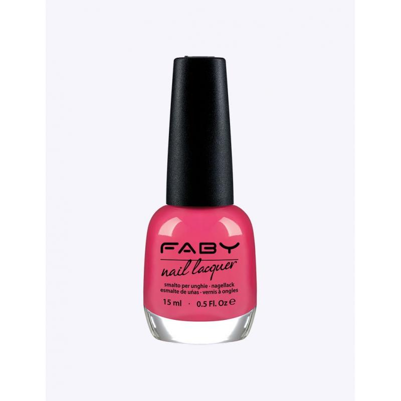 FABY Hula hoop pink - Nagellak