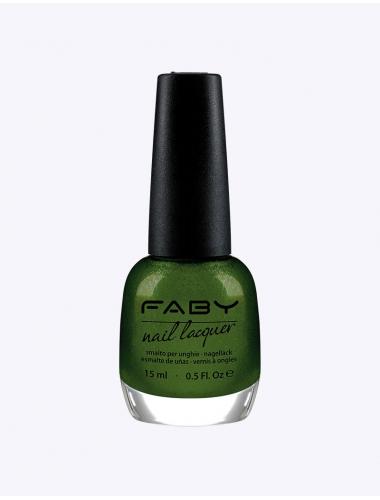 FABY Glittering chlorophyll - Nagellak