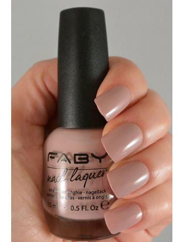 FABY Sensual touch - Nagellak