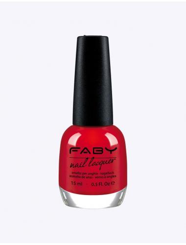 FABY Red reflex - Nagellak