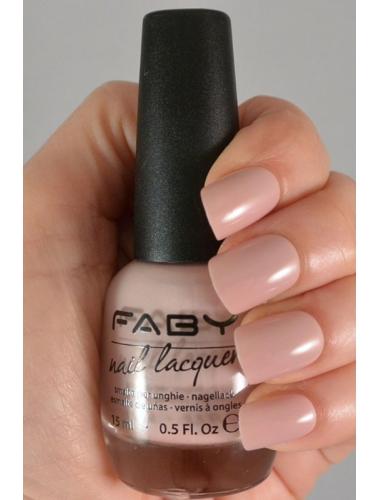 FABY Naturally - Nagellak
