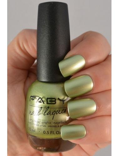 FABY Evergreen - Nagellak
