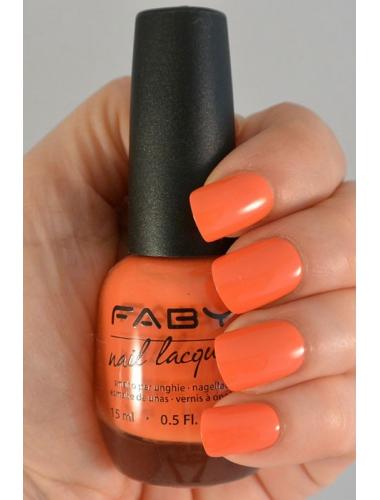 FABY Keep on the sunny side - Nagellak
