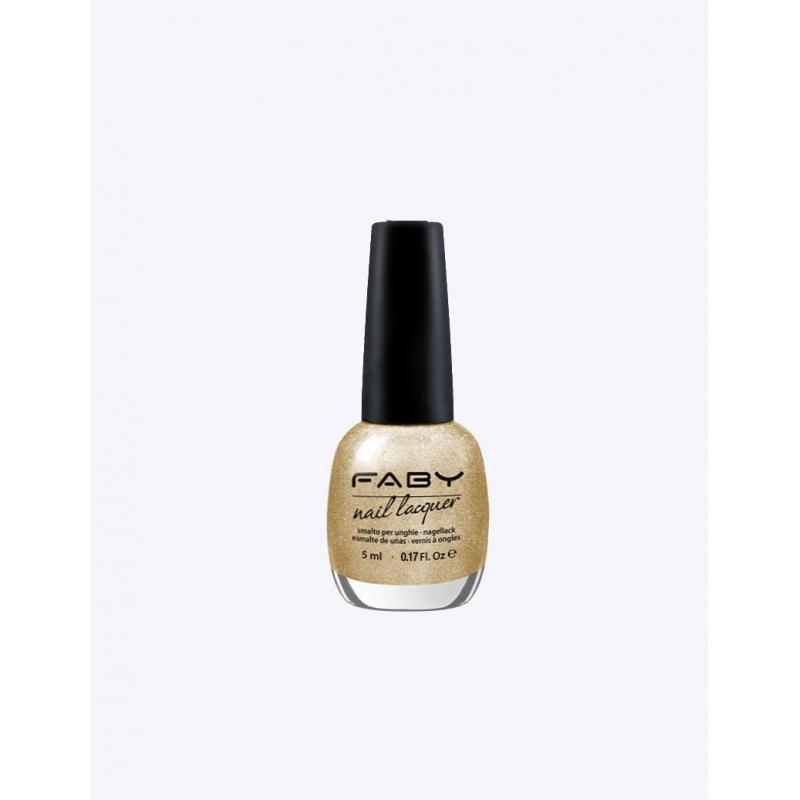 FABY Mini E-gold - Nagellak