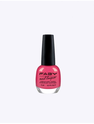 FABY Mini Hula hoop pink - Nagellak
