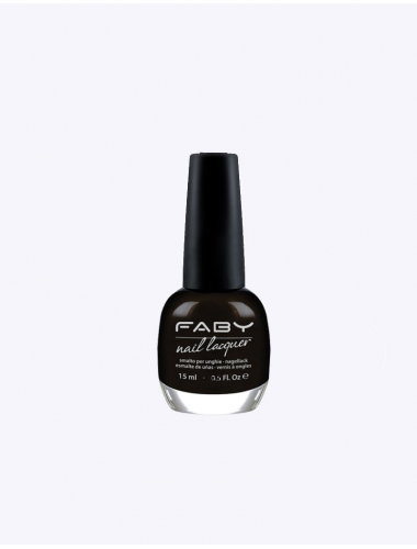 FABY Mini It's not black. It's dark - Nagellak