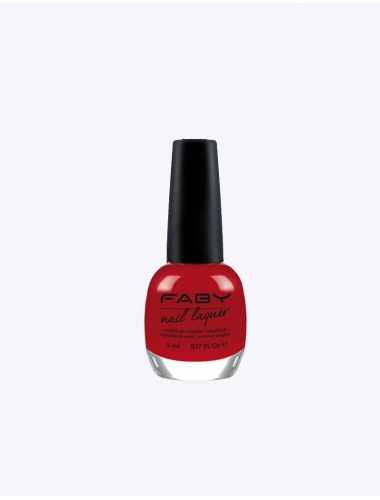 FABY Mini Faby's red - Nagellak