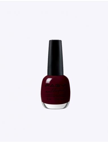 FABY Mini Rouge foncé - Nagellak