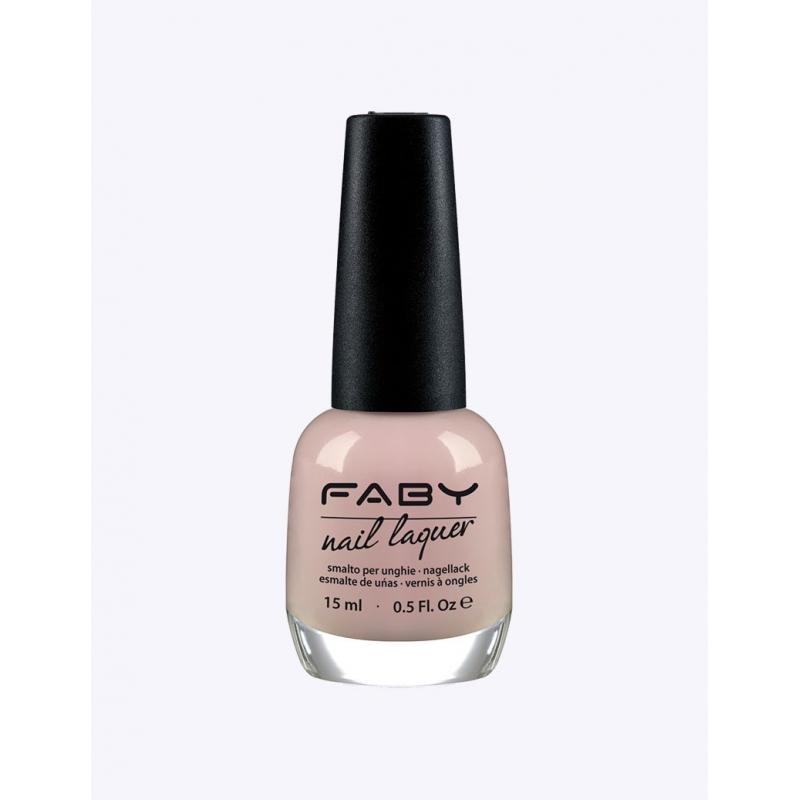 FABY Soft pink - Nagellak