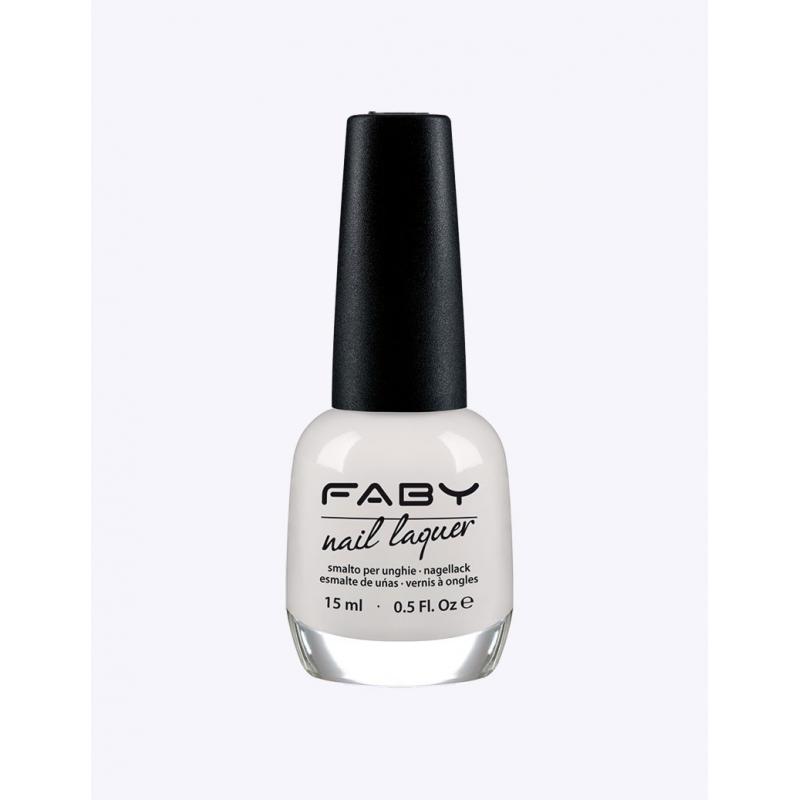 FABY Optical white - Nagellak