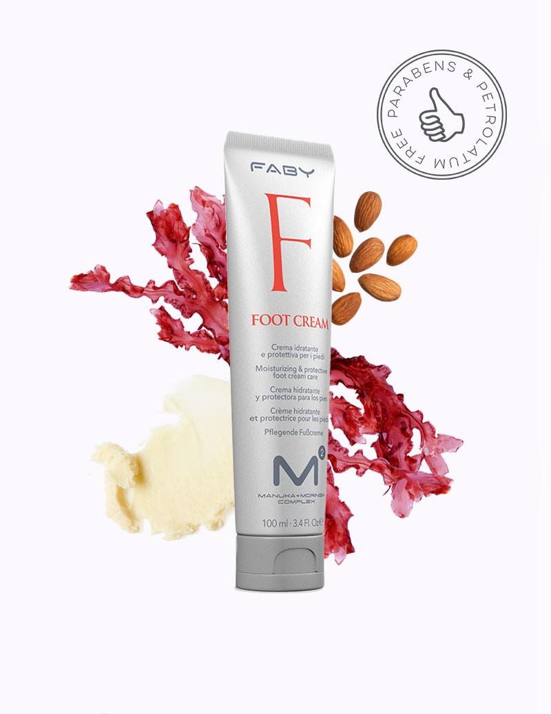 FOOT CREAM - Crème hydratante pour les pieds (100ml)