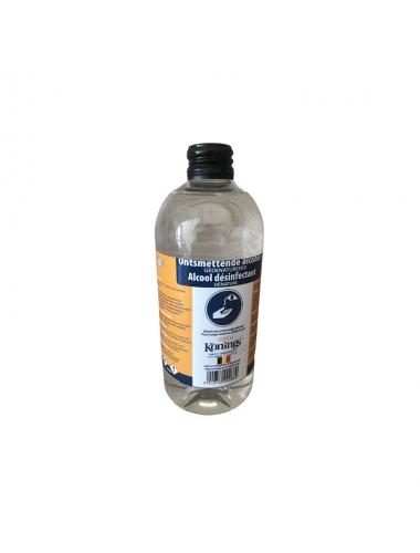 Ontsmettingsalcohol navulling 500 ml